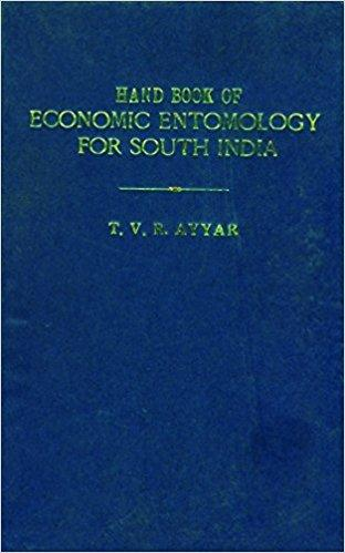 Hand Book of Economics Entomology of South India