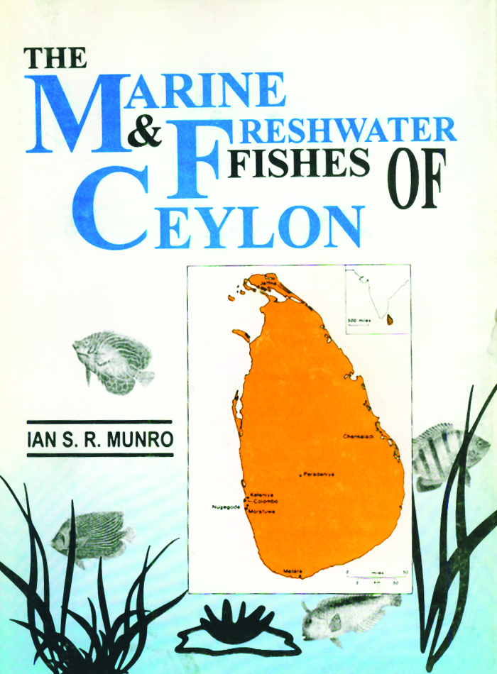 The Marine and  Freshwater Fishes of Ceylon