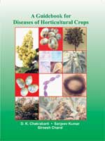 Guide Book for Diseases of Horticulture Crops