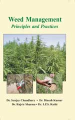 Weed Management : Principles & Practices
