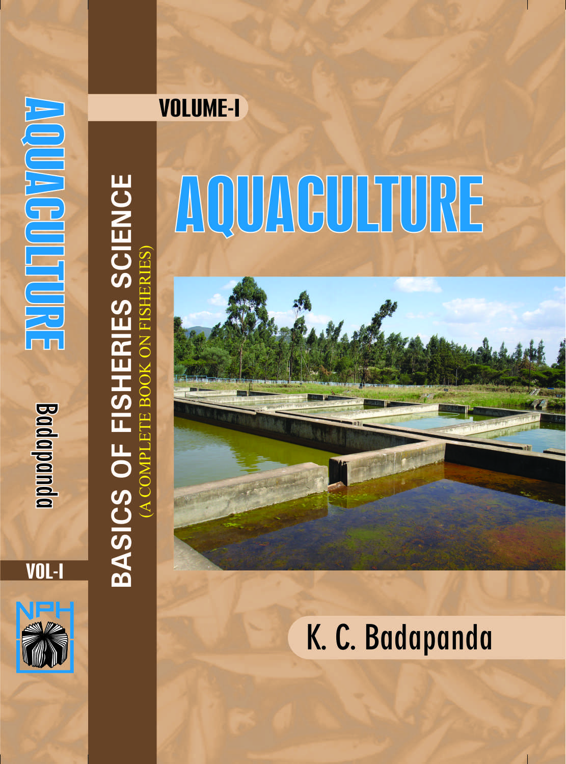 Basics of Fisheries Science : Vol I Aquaculture