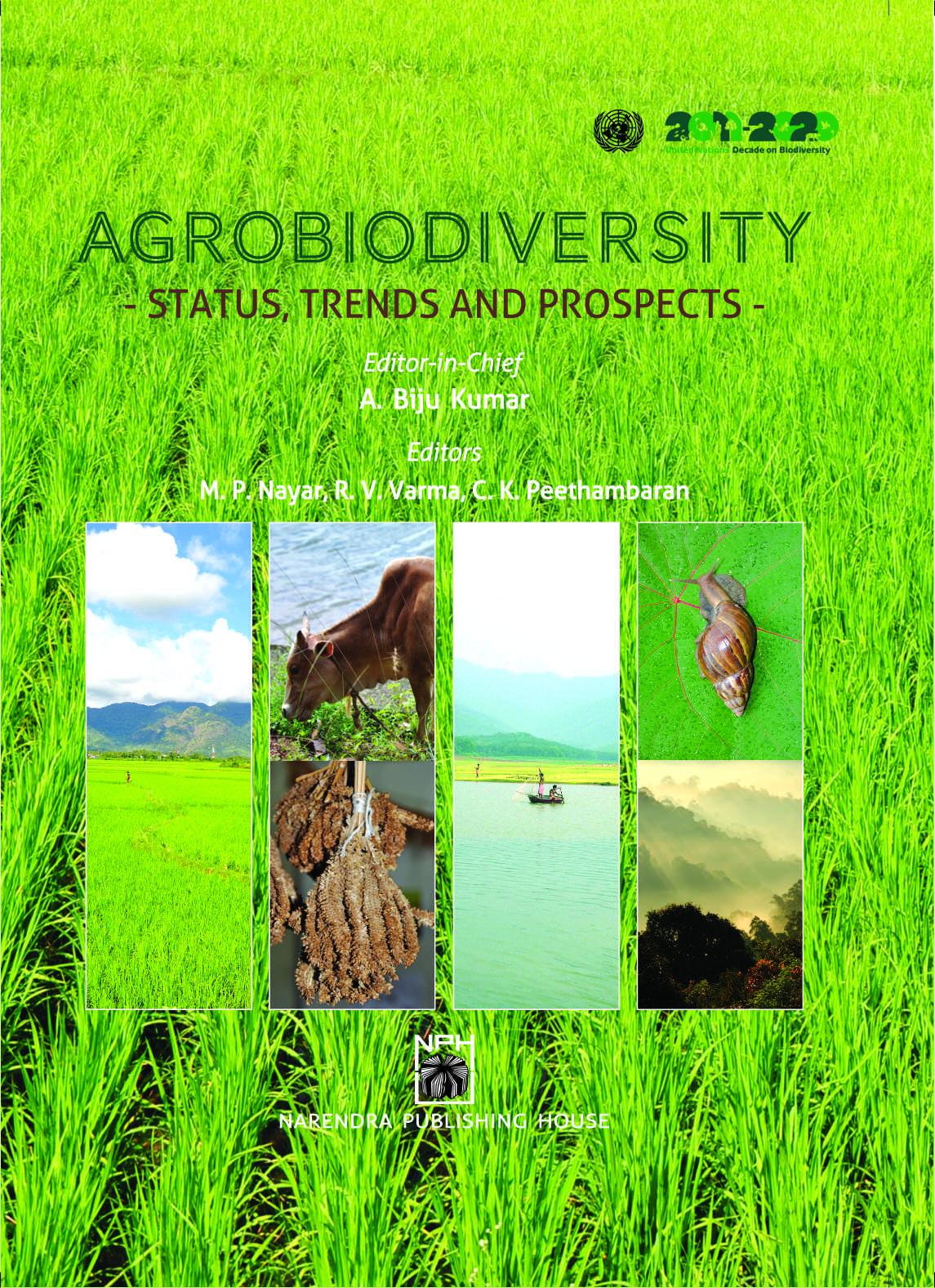 Agrobiodiversity : Status, Trends and Prospects