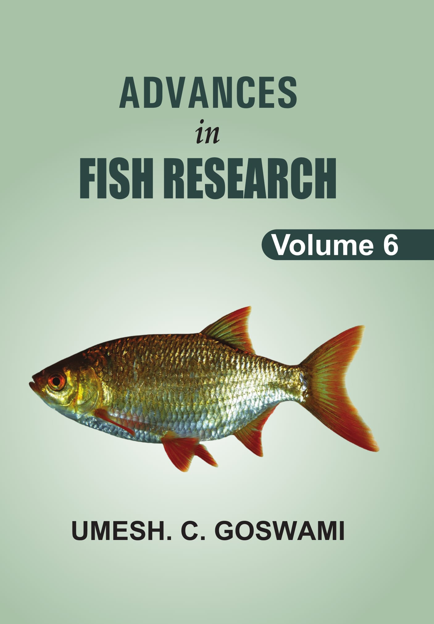 Advances in Fish Research Vol VI