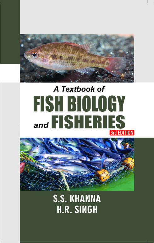 Textbook of Fish Biology & Fisheries 3/ed