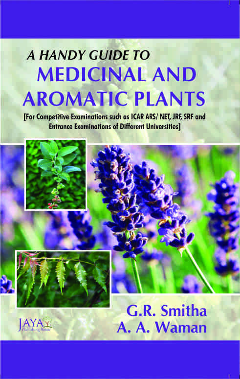 Handy Guide to Medicinal & Aromatic Plants