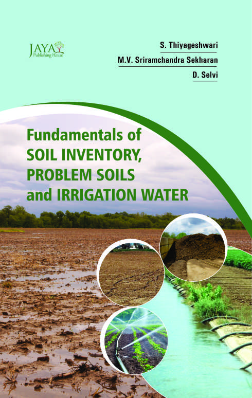 Fundamental of Soil Inventory, problem Soils and Irrigation Water