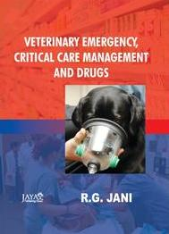Veterinary Emergency, Critical Care Management & Drugs