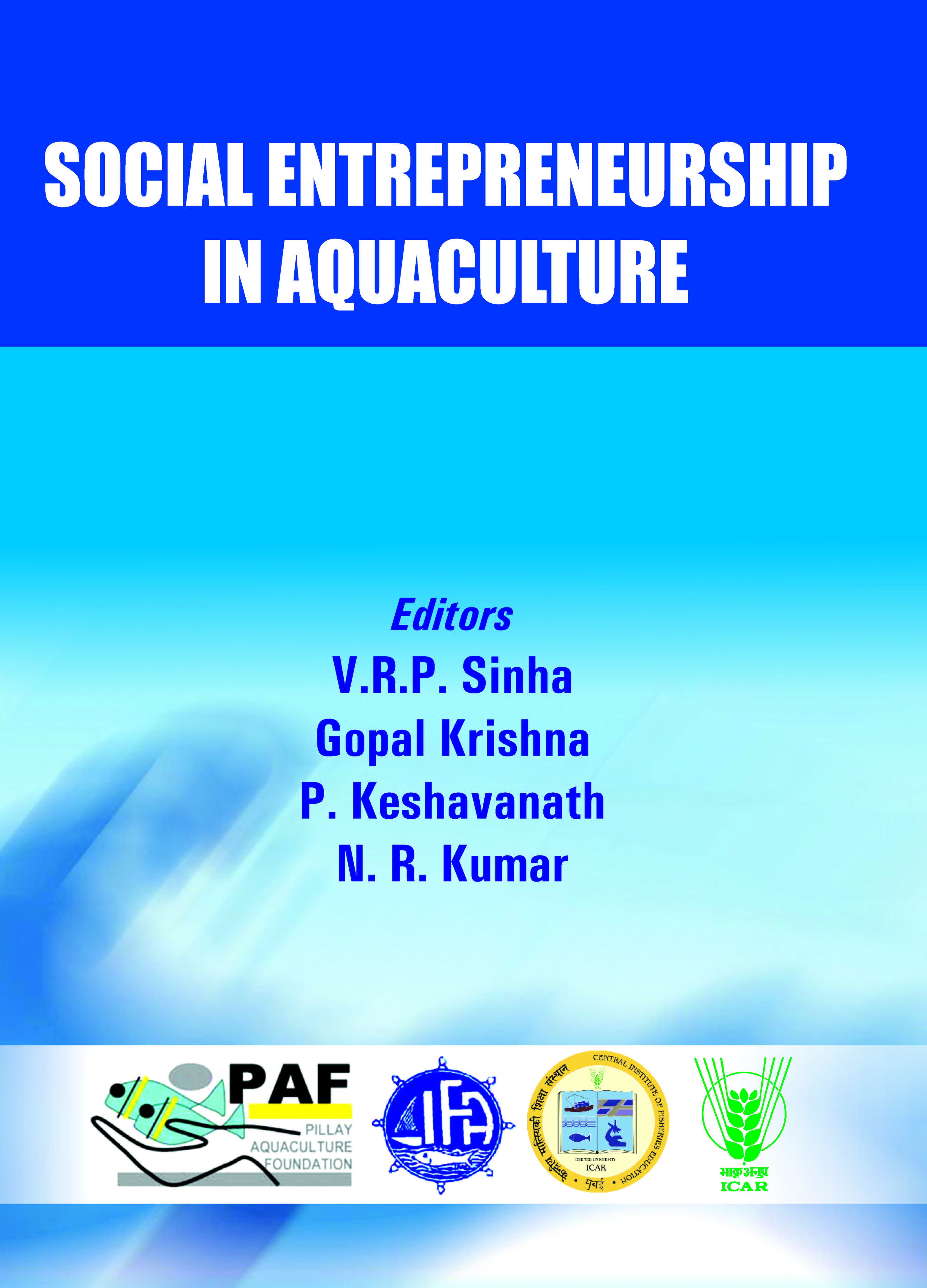 Social Entrepreneurship in Aquaculture