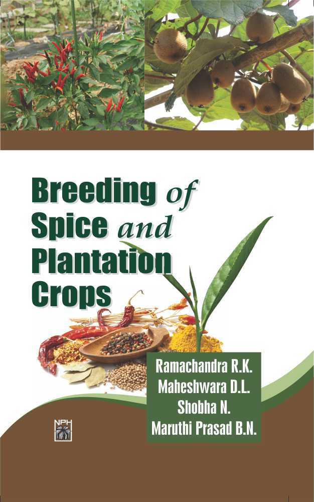 Breeding of Spices & Plantation Crops