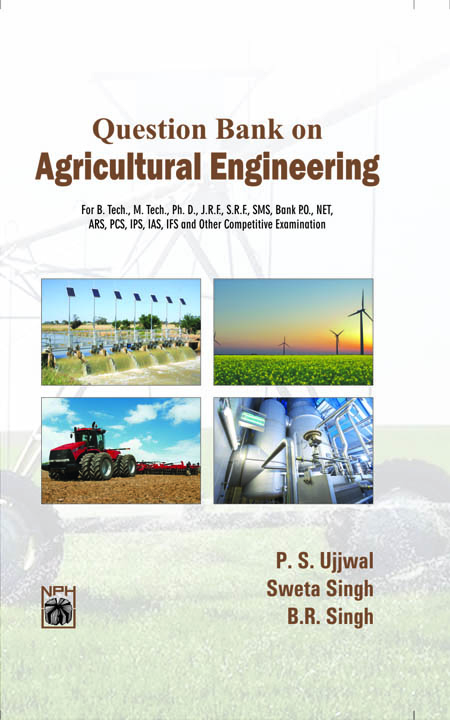 Question Bank on Agricultural Engineering (PB)