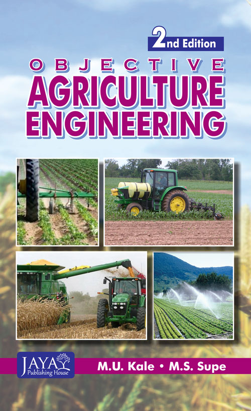 Objective Agriculture Engineering 2/ed (PB)