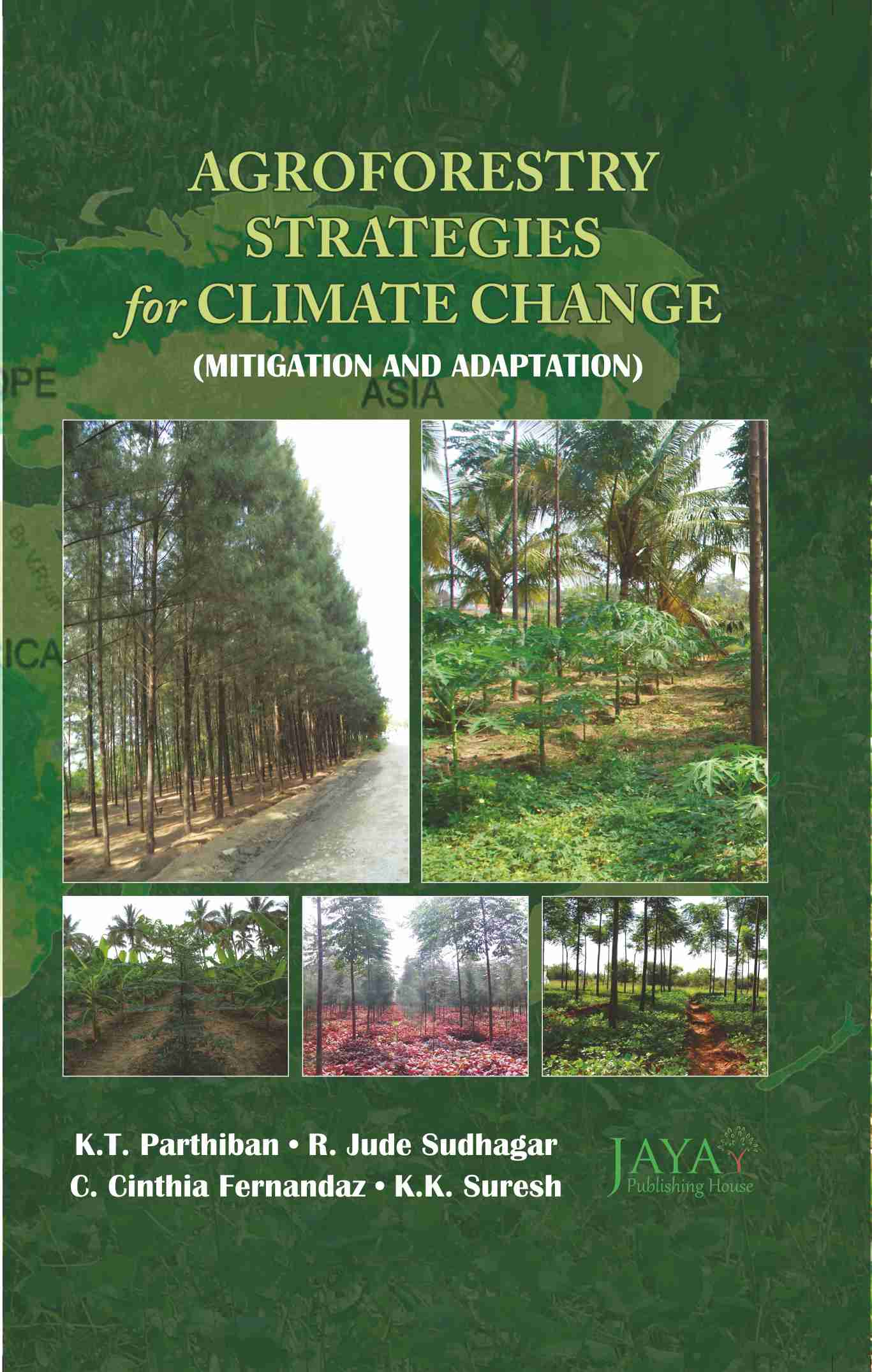Agroforestry Strategy for Climate Change