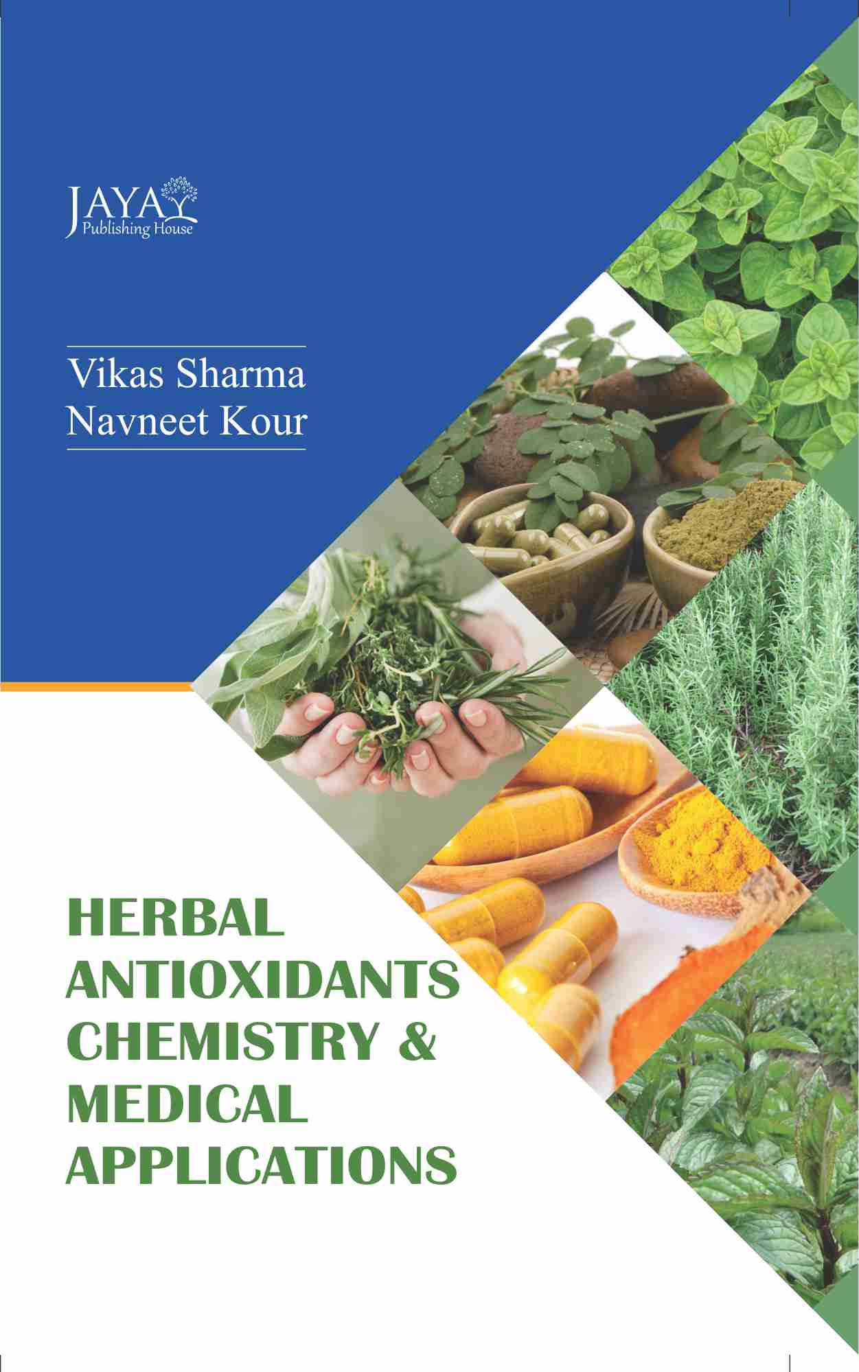 Herbal Antioxidant Chemistry & Medical Application