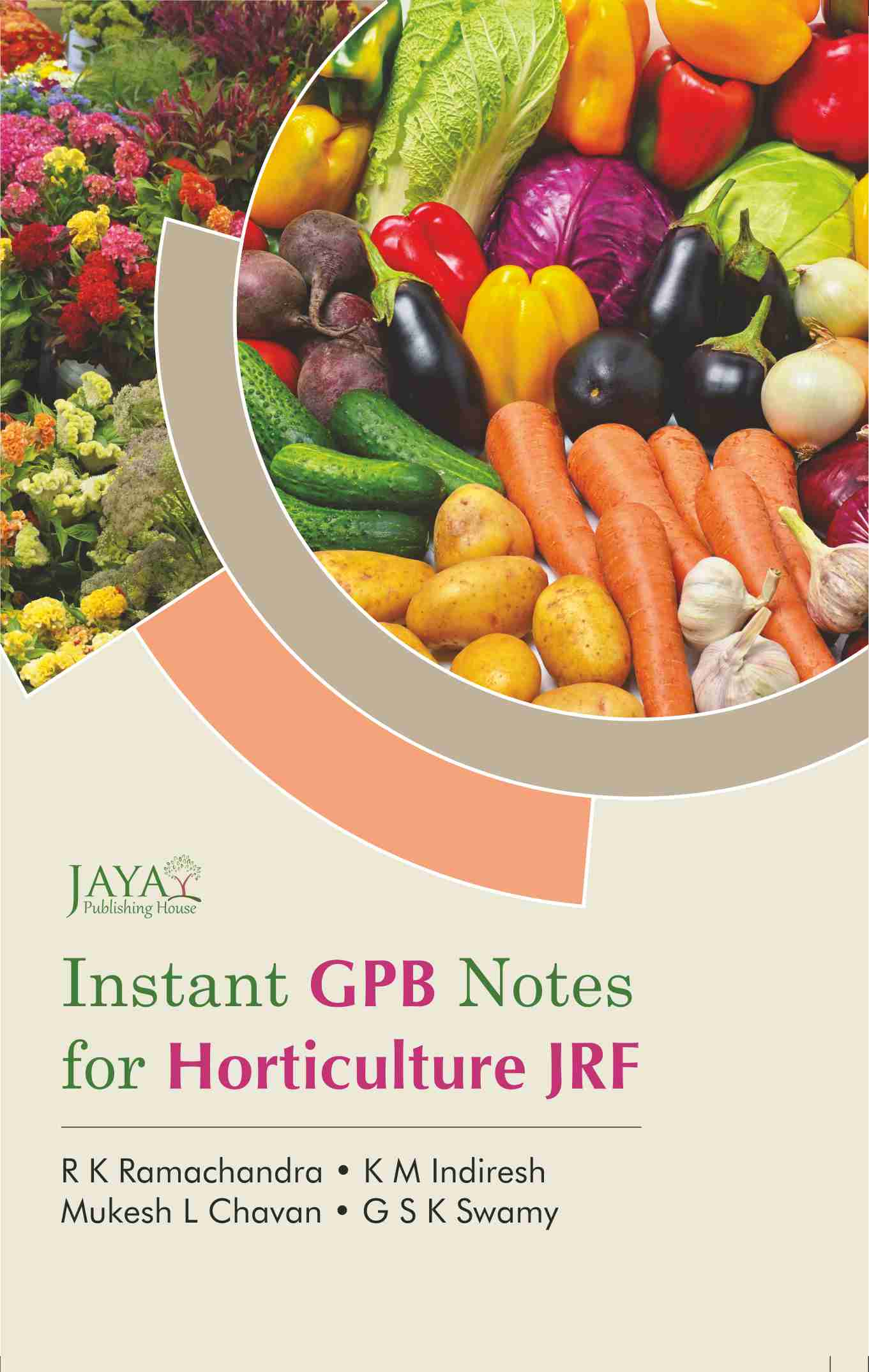 Instant GPB Notes for Horticulture JRF (PB)