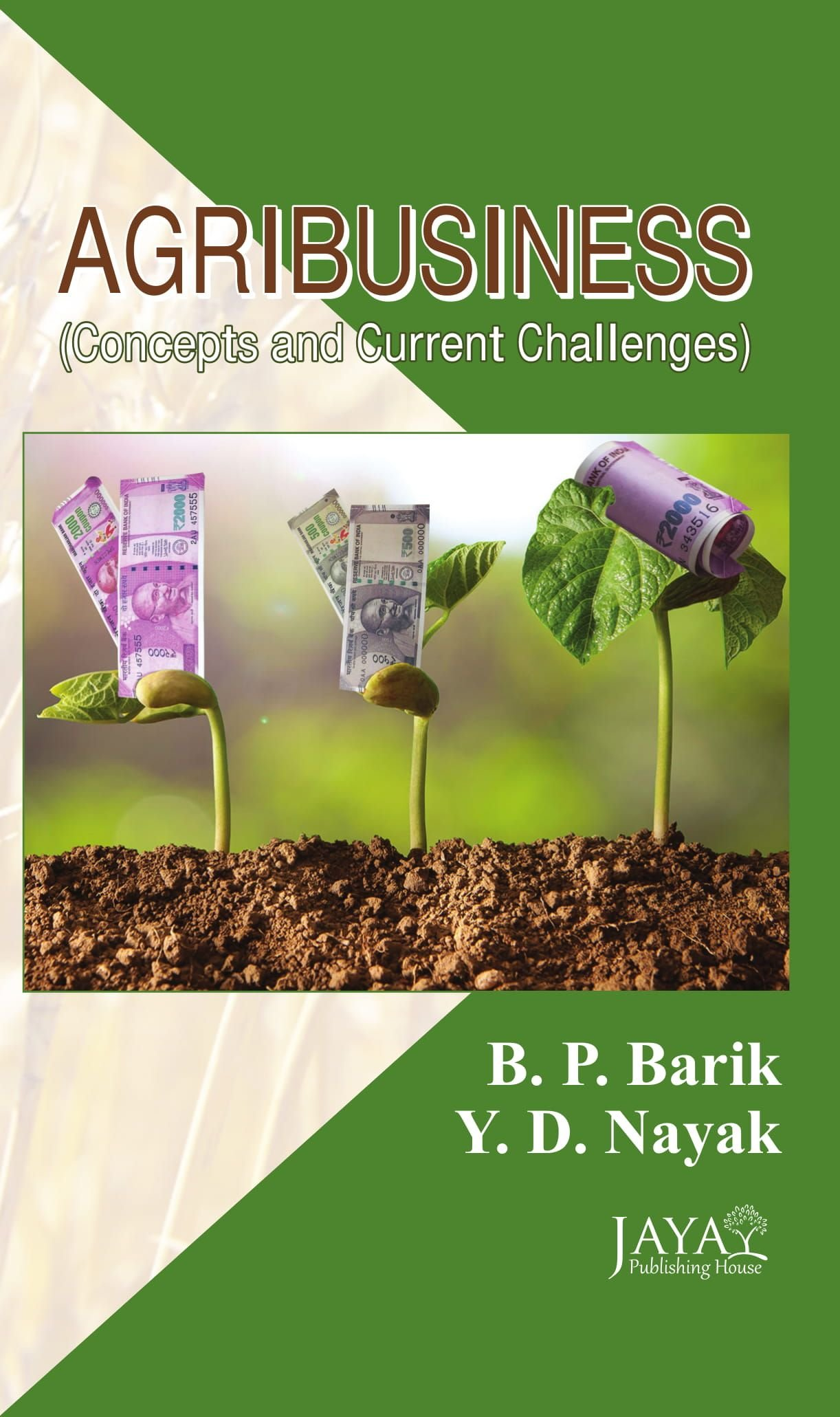 Agri Business : Concept and Current Chalanges