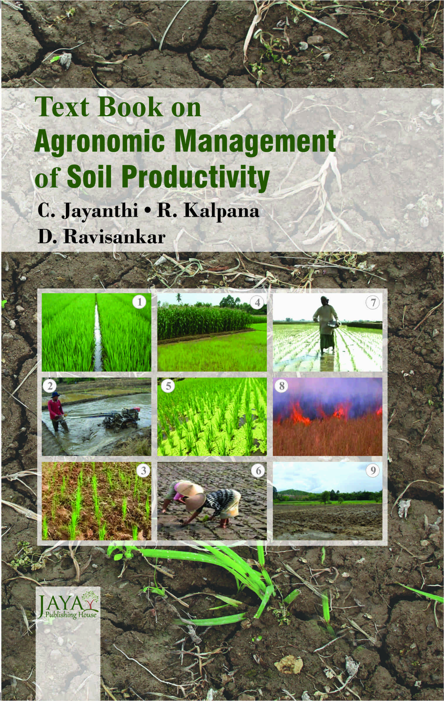 Text Book on Agronomic Management of Soil Productivity