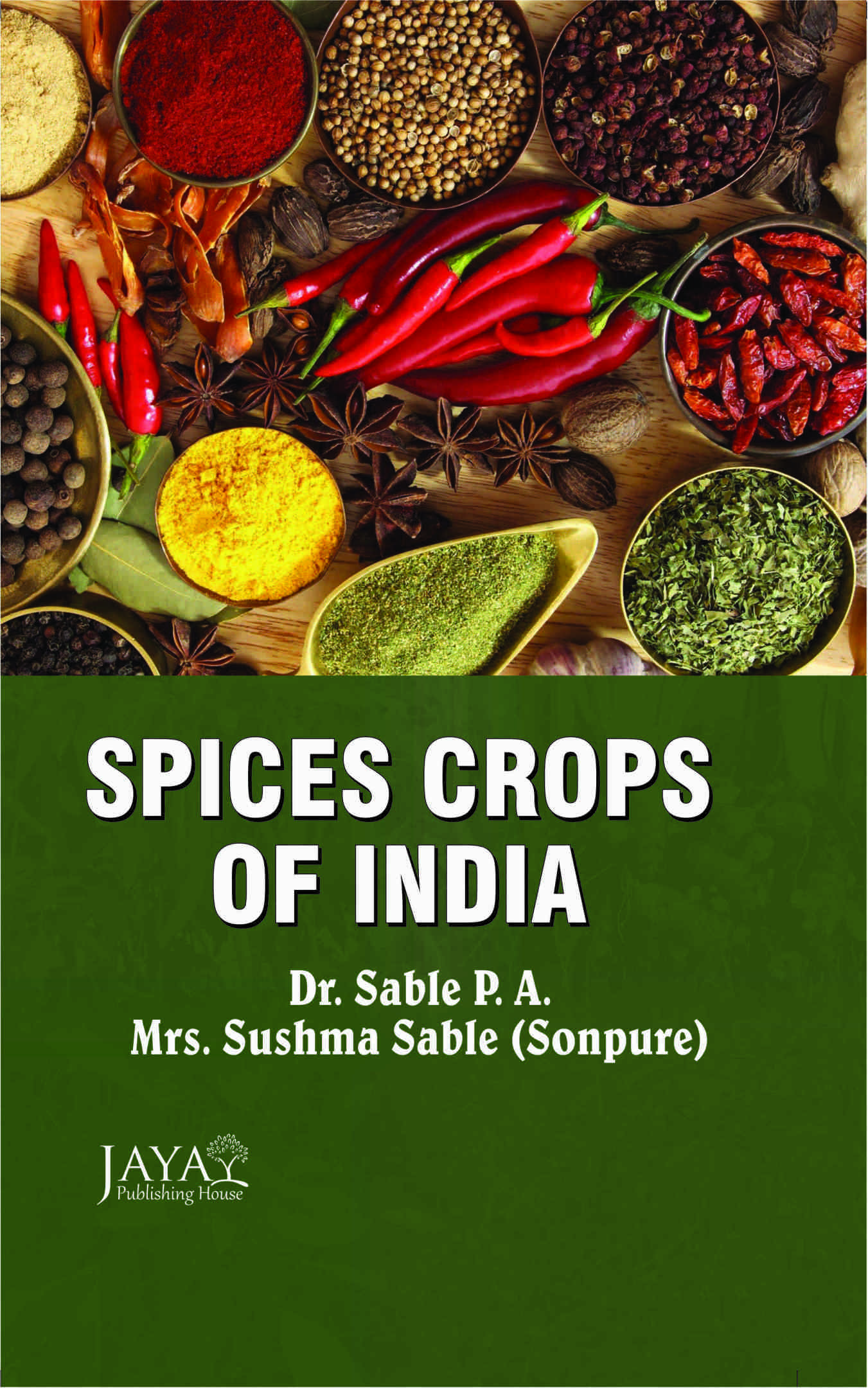 Spices Crops of India