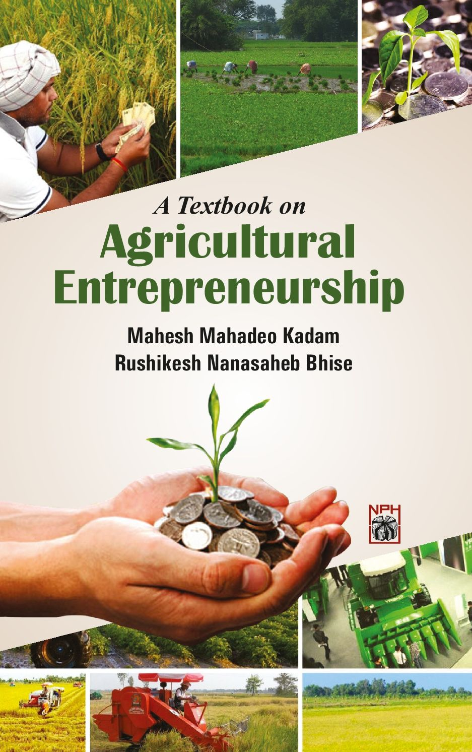 Text Book on Agricultural Entrepreneurship (PB)