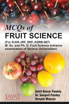 MCQs of Fruit Science