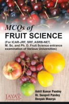 MCQs of Fruit Science (PB)