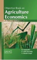 OBJECTIVE BOOK ON AGRICULTURE ECONOMICS (PB)
