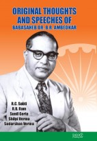 Original Thoughts and Speeches of Babasaheb DR. B.R. Ambedkar
