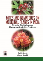 Mites And Nematodes On Medicinal Plants In India